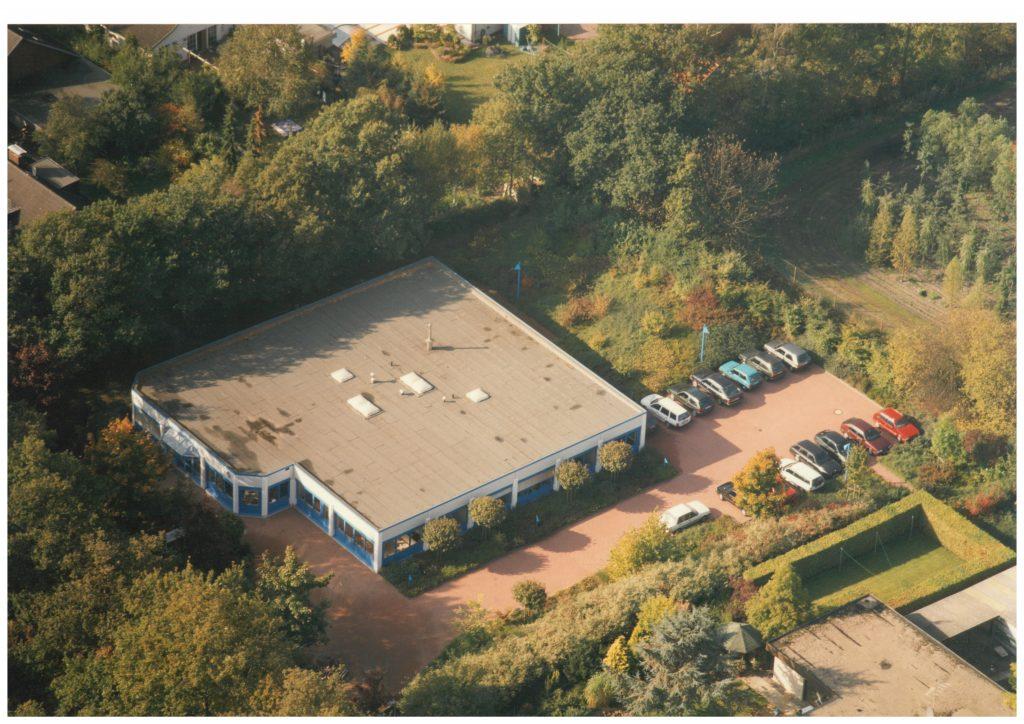 Altes Firmengebäude der Nord-Soft EDV-Unternehmensberatung GmbH