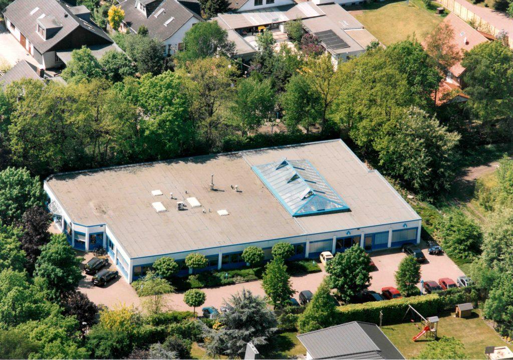 Neues Firmengebäude der Nord-Soft EDV-Unternehmensberatung GmbH